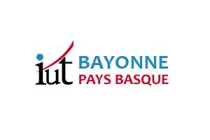 Logo IUT Bayonne Pays Basque